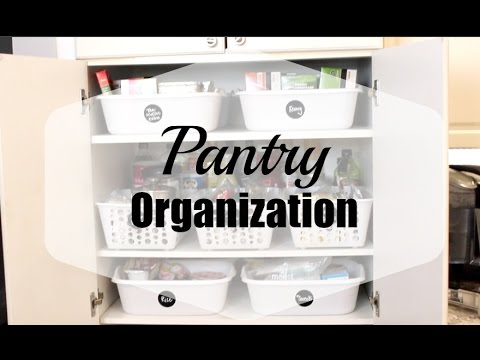 Dollar Tree Organizing 13 Deep Pantry