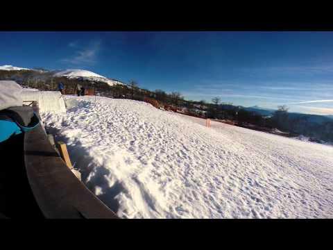 Vacaciones de Invierno (Neltume- Volcan Mocho Choshuenco)
