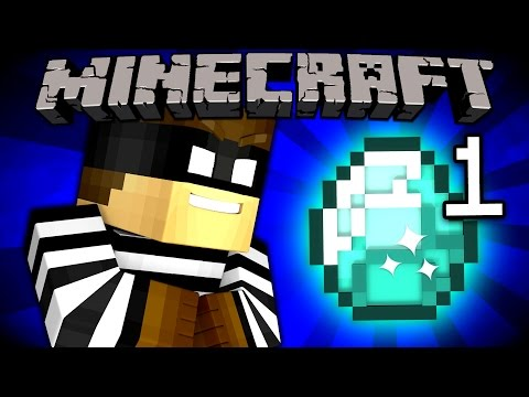 Thumbnail: If There was Only ONE Diamond in Minecraft
