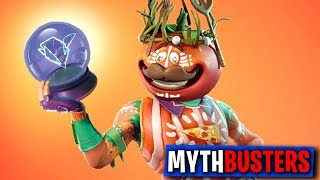 FORTNITE MYTHBUSTERS #16