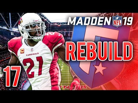 A Star Player Gets Paid & We Meet The Lions | Madden 19 Franchise Rebuild - Ep.17