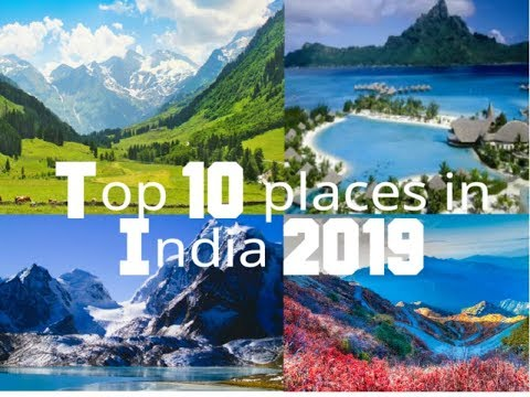 Top 10 places