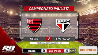 🔴Campeonato Paulista - Água Santa X Corinthians - 22/02/2020 - AO VIVO