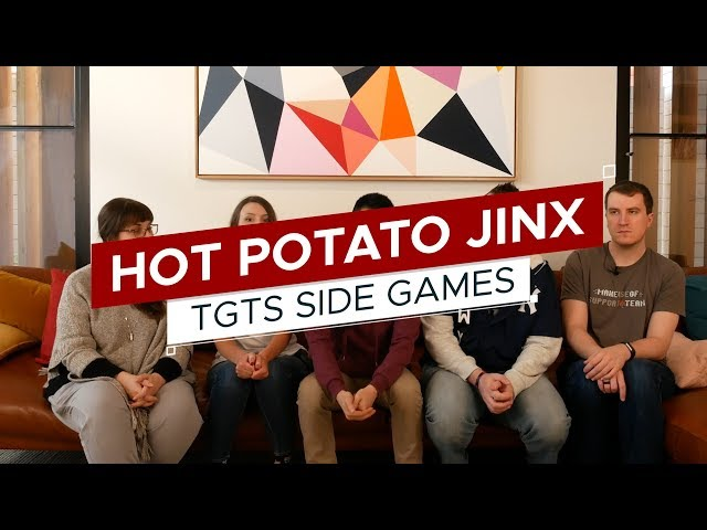 Tech Trivia, True or False? | Game: Hot Potato Jinx | TGTS Side Games #1