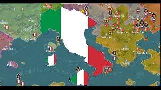 European War 6: Italian Unification!