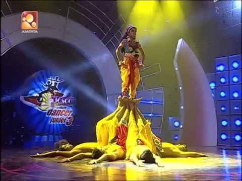 Dance based on dashavtar