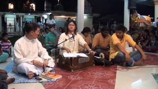 Master Chong Chiu Sen  Navarathri 2012 Chinese Hakka Singing Indian Classical Devotional Songs