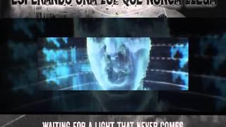 Linkin Park x Steve Aoki - A LIGHT THAT NEVER COMES (subtitulado - español & ingles)