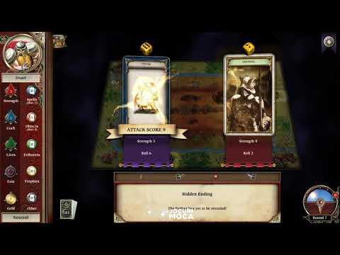 Un joc greu de tip board-game - Talisman Origins |