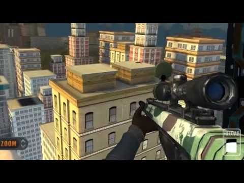 Sniper 3D Assassin - the BEST sniper game for iPhone, iPad and Android