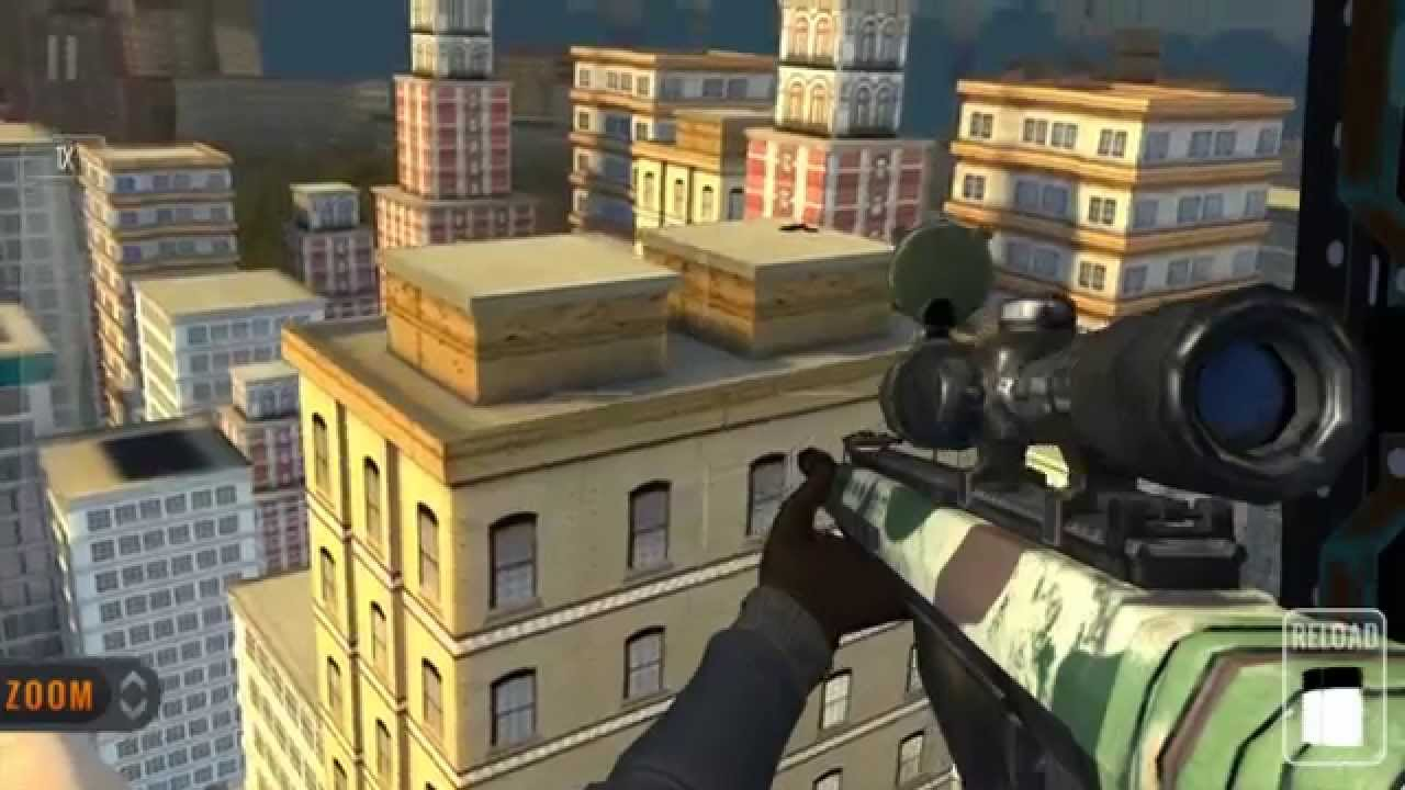 Sniper 3d Assassin The Best Sniper Game Ios Amp Android