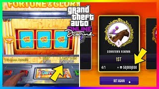 Become A Millionaire QUICK & EASY - GTA 5 Online The Diamond Casino & Resort DLC Update Money Guide!