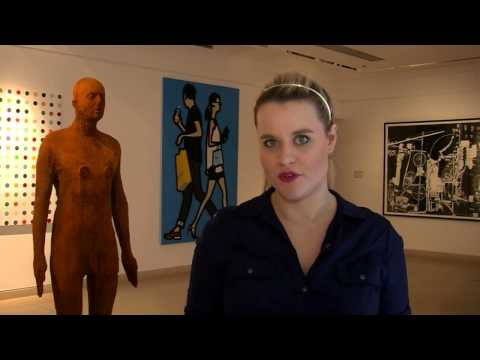 Young British Artist stars support Goldsmiths Gallery Project