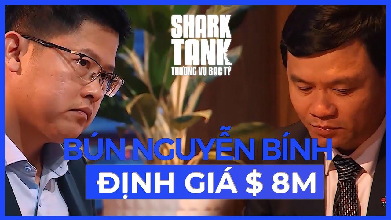 Shark Việt Intracom Đầu Tư 1 Triệu USD Vào Dự Án Năng Lượng Sạch | @Shark Tank Vietnam Sub CHIẾU LẠI