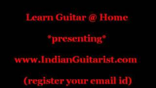 Hindi Guitar Tabs & Chords