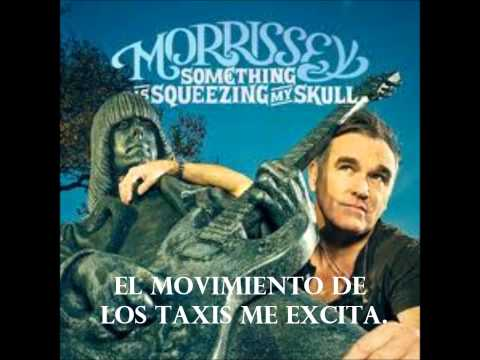 Morrissey -Something is Squeezing my Skull subtitulado