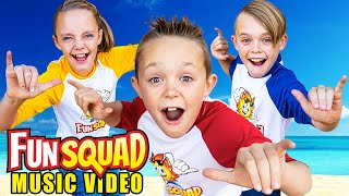 Kids Fun TV  Come Join The Fun Squad (Official Music Video)