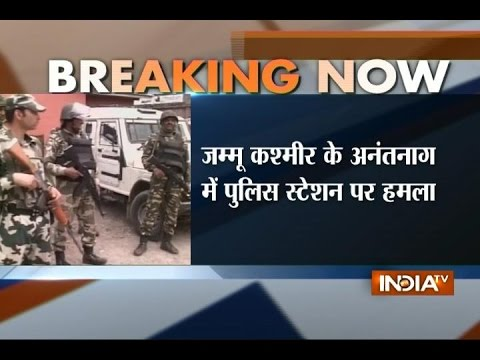 J&K: Grenade Attack at Police Station in Anantnag