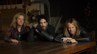 Ex-Journey Drummer Deen Castronovo Has Awesome New Song!