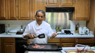 Cooking Carne Asada Tacos