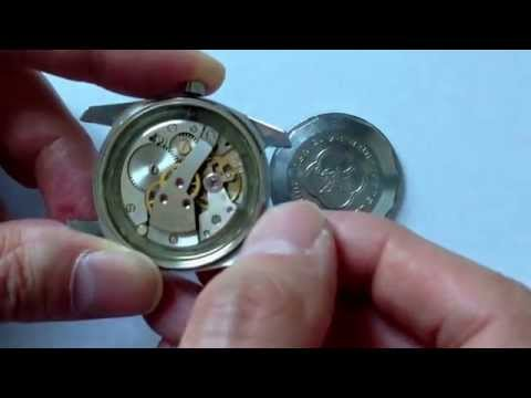 Vintage Shanghai Brand ref 1524:  A Preview for my Watchmaker