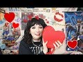 SO MUCH VALENTINE'S DAY STUFF // Forever 21, H&M, Hot Topic // Haul ♡