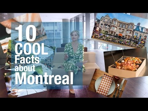 10 datos sobre Montreal - Top 10 cool facts about Montreal - Concordia University