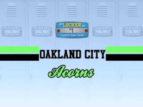 Oakland City Elementary School, Acorns, Oakland City, Indian