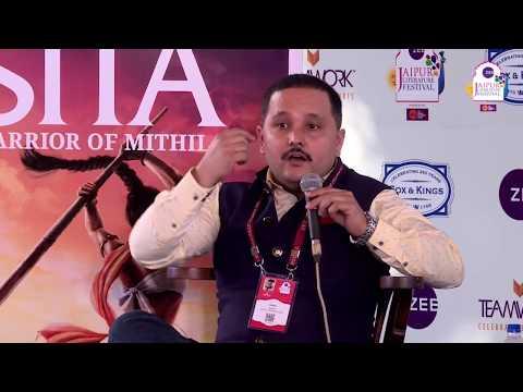 #ZeeJLF2018   Sita & Ram: The Eternal Story