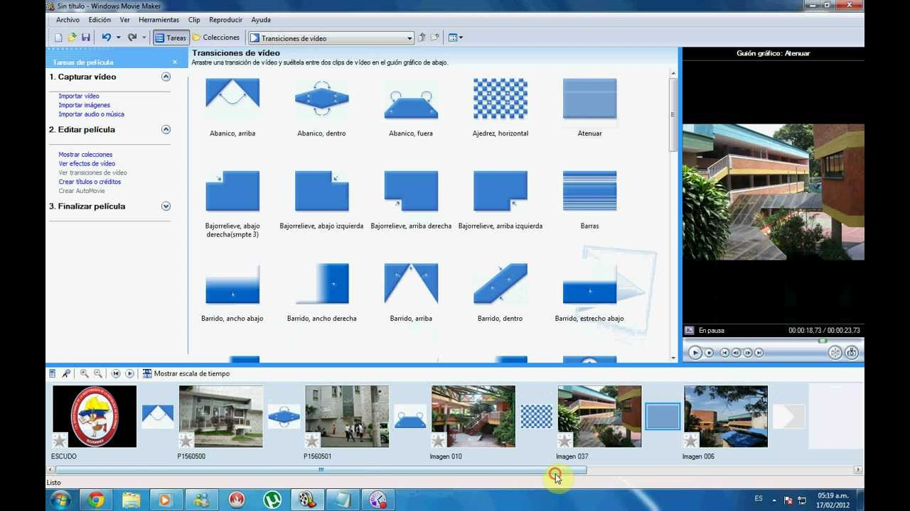 download windows movie maker 2.6 español