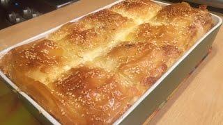 видео: Сырный пирог. Гибаница.