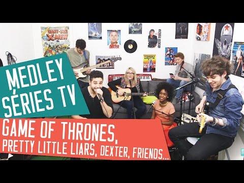 MEDLEY générique SERIES TV - Bande son Originale GAME OF THRONES Pretty Little Liars- Cover Garden