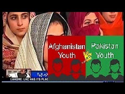 Afghan Youth VS Pakistan Youth   Jirga 10 December 2016
