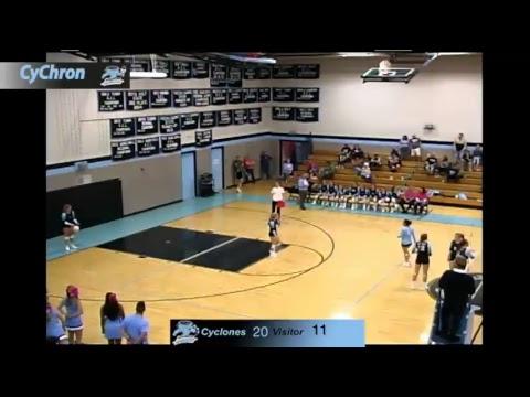 Pueblo West High School Girls Volleyball Vs. East High School