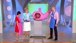 Жить здорово! Супер-еда для перистальтики кишечника.  (11.07.2016)