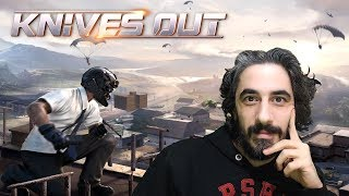 KNIVES OUT İLK BAKIŞ (RULES OF SURVIVAL BENZERİ)