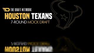 Houston Texans 7-Round Mock Draft 2.0