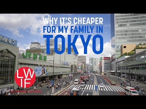 Why My Family's Cost Of Living Is Cheaper In Tokyo
