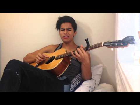 Alex Aiono - Tenerife Sea By Ed Sheeran Cover