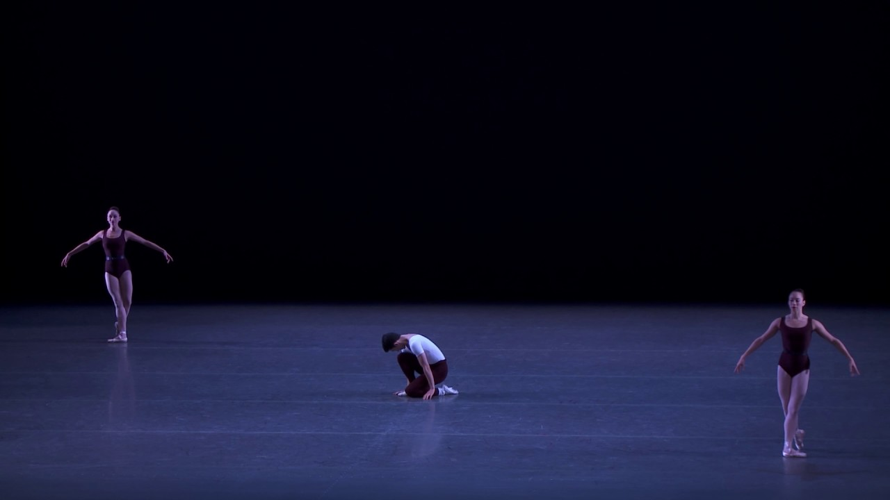 Anatomy of a Dance: Anthony Huxley on THE FOUR TEMPERAMENTS