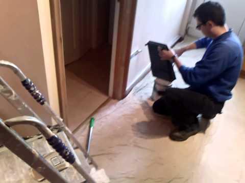 A recent kitchen refit  by JND Property Maintenance Gtd 01604 499732