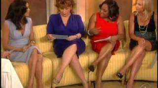 Teri Hatcher on The View - July 8, 2009