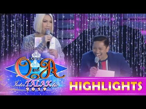 It's Showtime Miss Q and A: Vice Ganda shares his plan if he wins the lotto