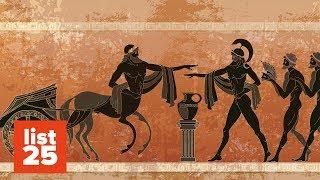 25 Most LEGENDARY Creatures From Greek Mythology