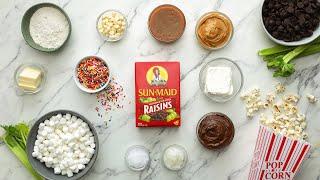 Movie Night Snacks // Presented by Sun-Maid