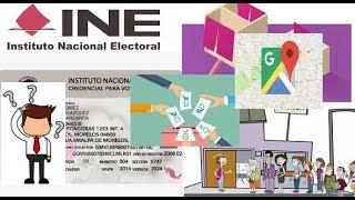 (2019) Cómo saber Dónde VOTAR en las Elecciones y Cómo llegar al lugar