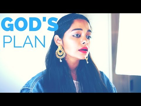 Drake - God's Plan Cover with a touch of spice - Amritha//Music ft. Vinny Lunar (2018)