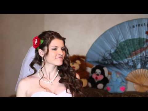 Свадебный клип на песню Бродяга, ведущая Олеся Устенко