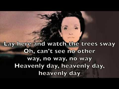 Patty Griffin - Heavenly Day Karaoke Cover Backing Track + Lyrics Acoustic Instrumental