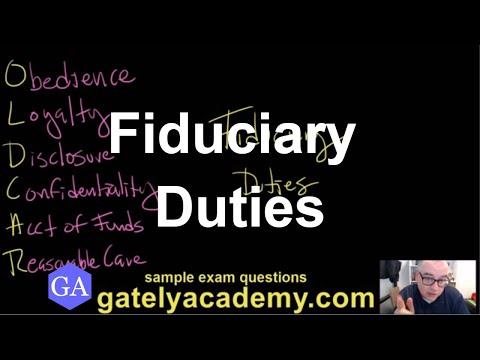 Massachusetts Real Estate Fiduciary Duties